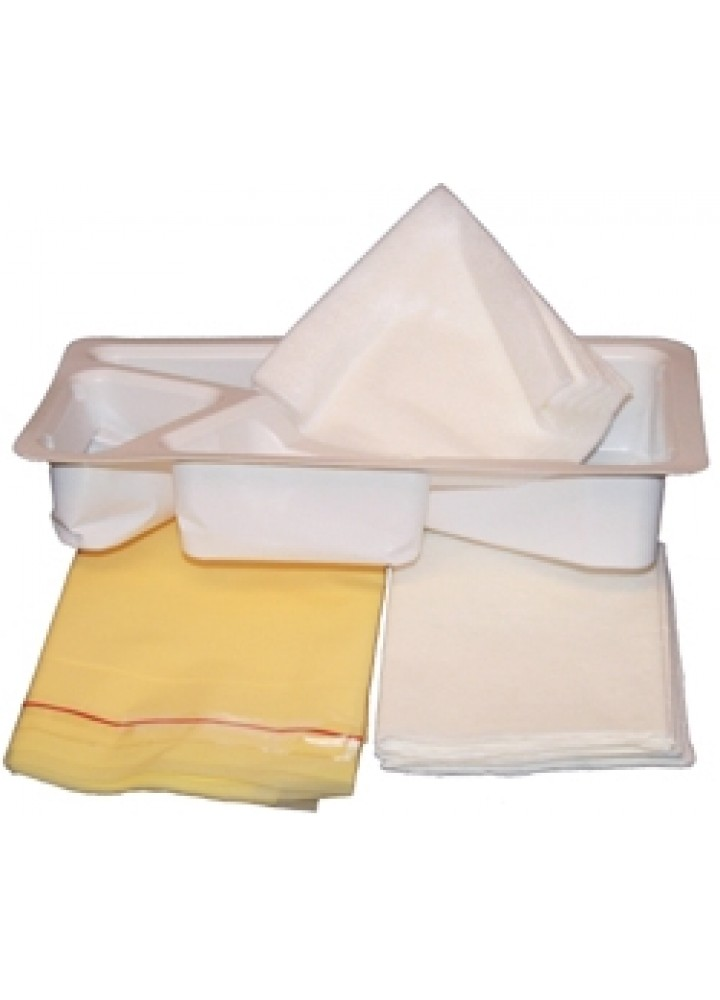 Sterile Dressing Pack Wound Care +1 With Gloves