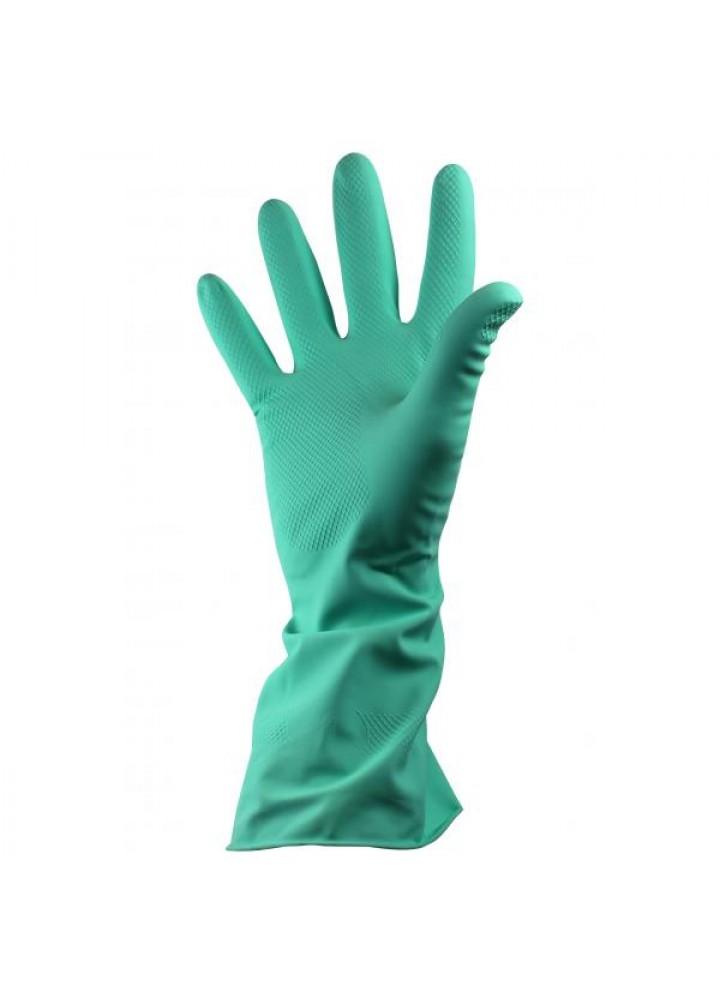 Household Gloves Green