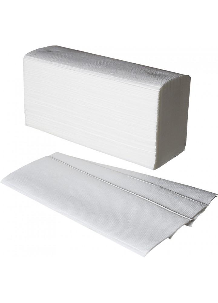 'V' Fold 2 Ply 'Firona' Hand Towels (250x230mm)