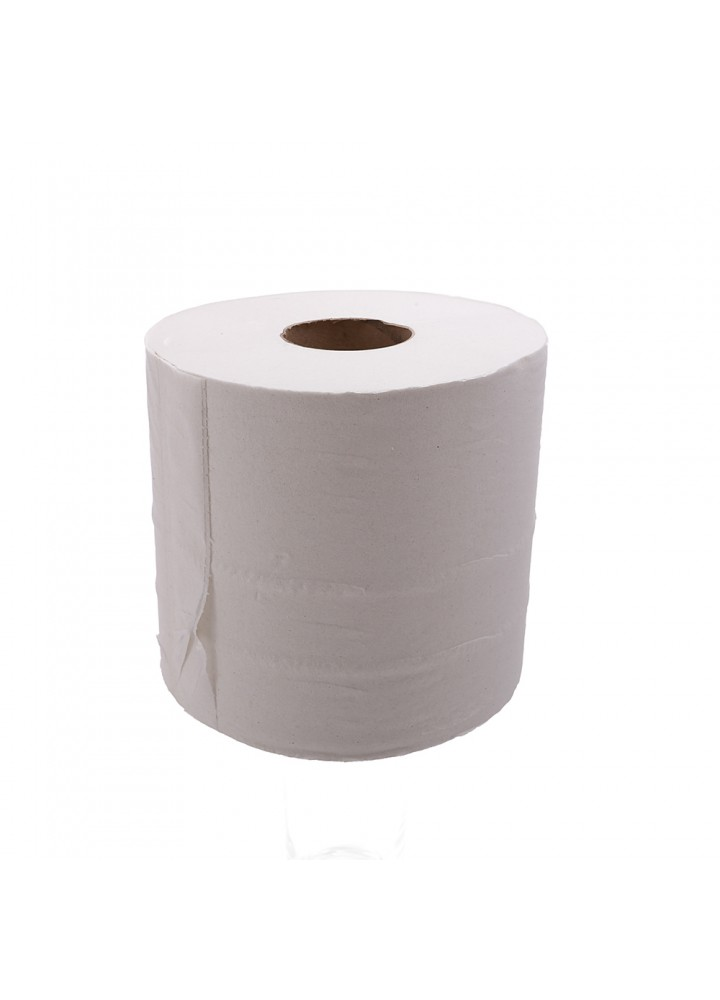 Ecomony White Standard Centre Feed Rolls