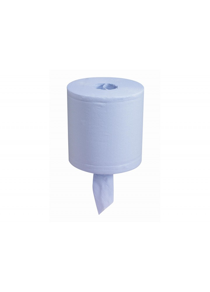 Essentials Blue Standard Centre Feed Rolls