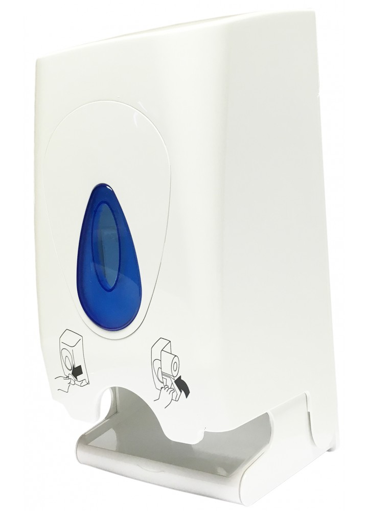 Brightwell Twin Toilet Roll Roll Dispenser