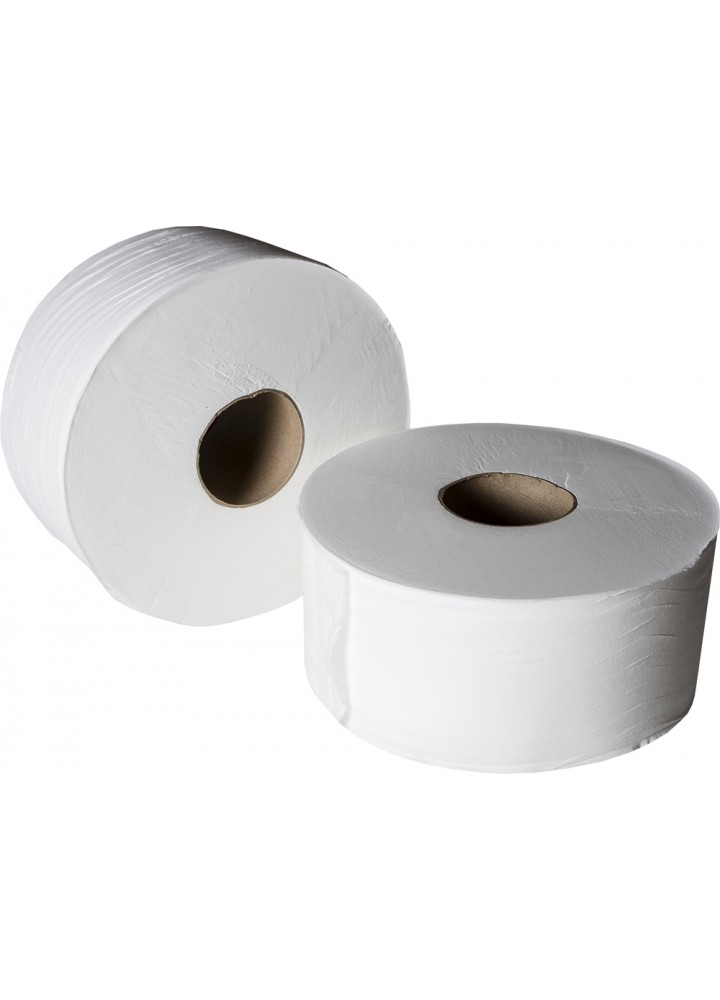 "Mini Jumbo Toilet Rolls 2.25"" Core"