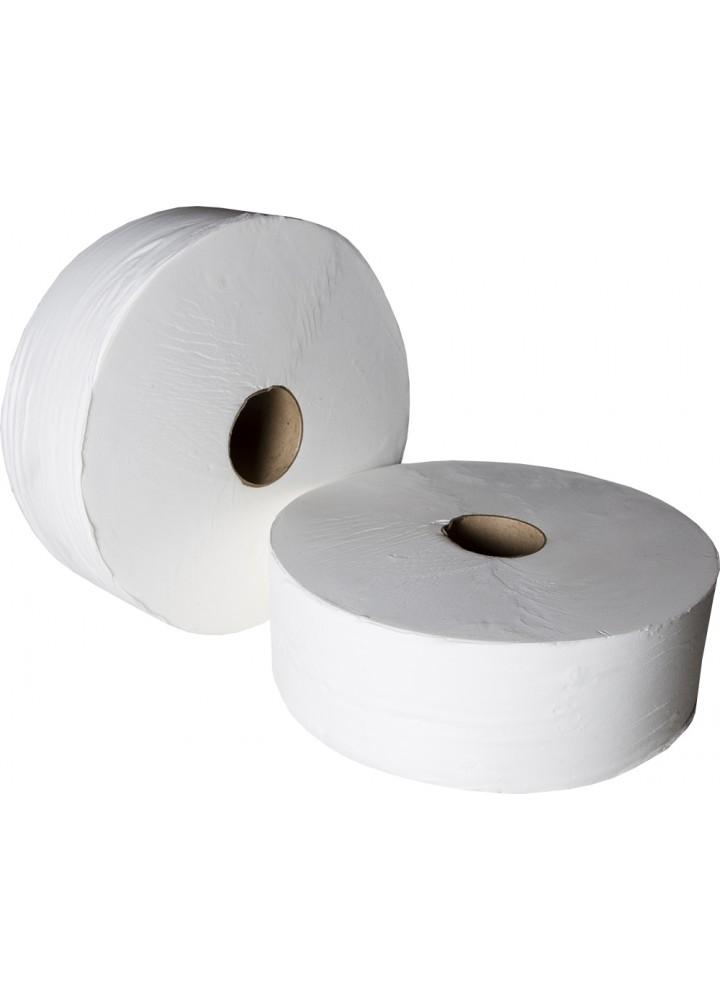 """2 Ply Maxi Jumbo Toilet Rolls 2.25"""" Core"""