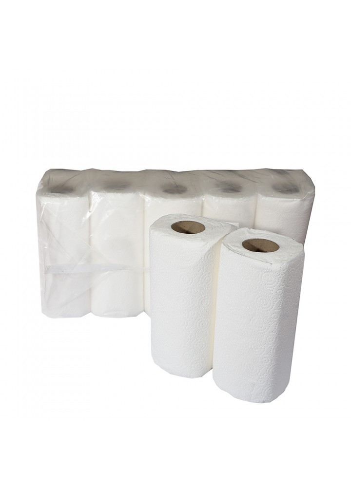 White Kitchen Rolls