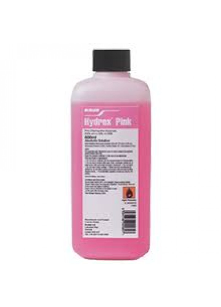 (P) Hydrex Pink Pre-Op Skin Disinfection 600ml