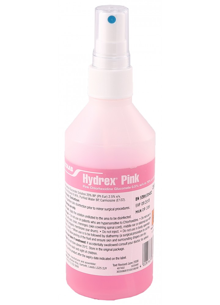 (P) Hydrex Derma Spray 200ml