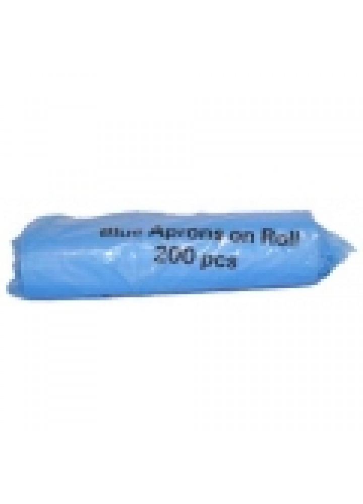 Aprons On-A-Roll Blue PLEASE CALL TO ORDER