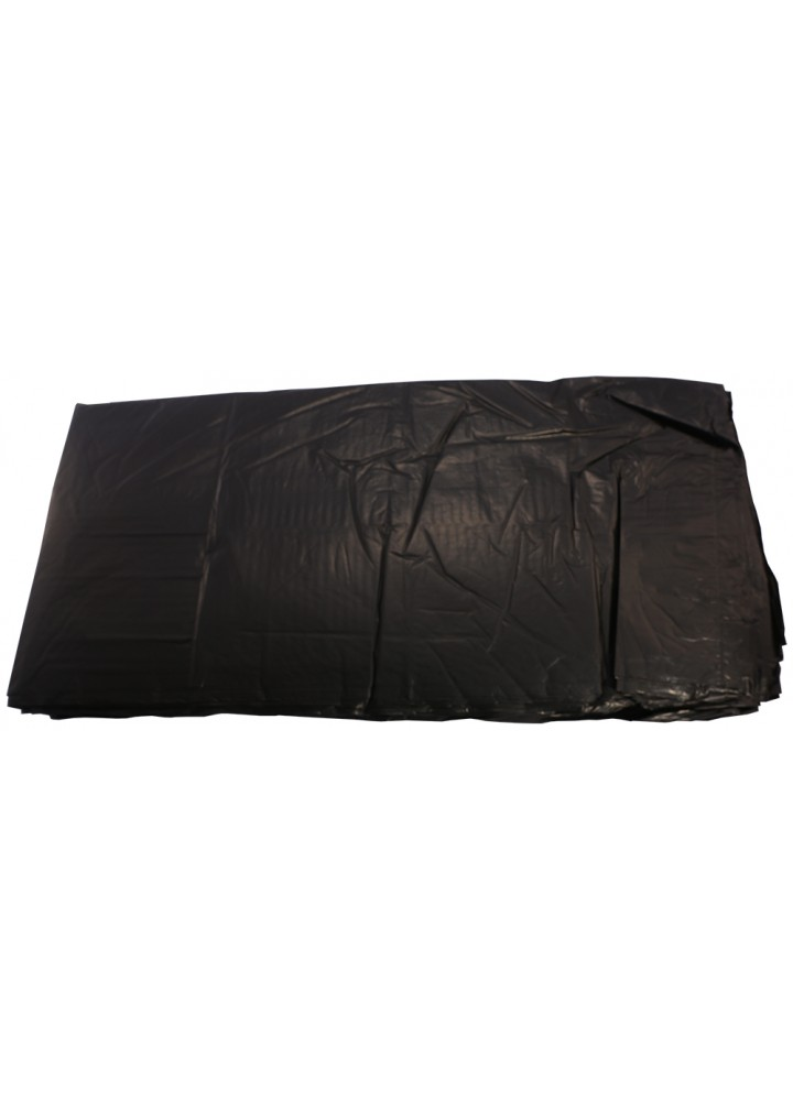 Black Medium Duty Refuse Sacks