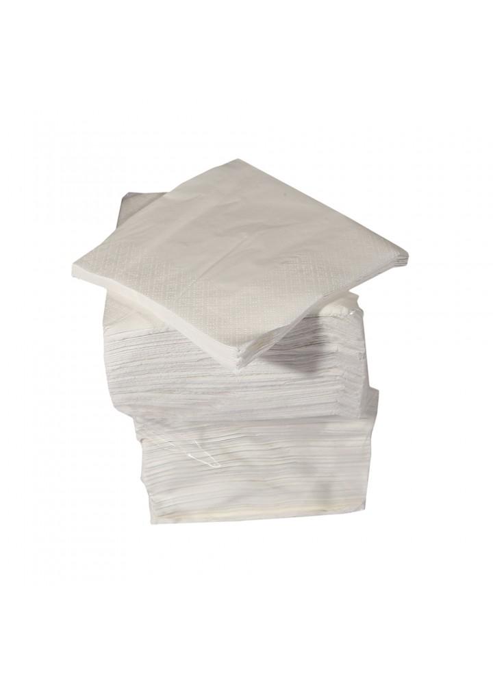 Napkin 2 Ply White