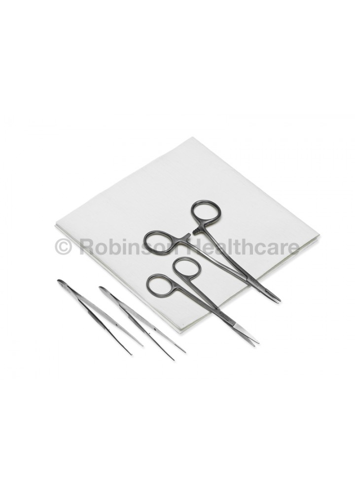 Robinsons Instrapac Fine Suture Pack