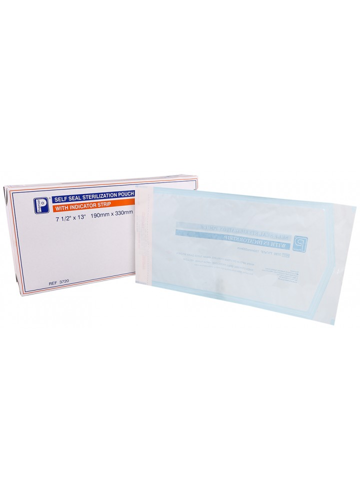 Premier Clearview Sterilisation Pouches 190 x 330mm