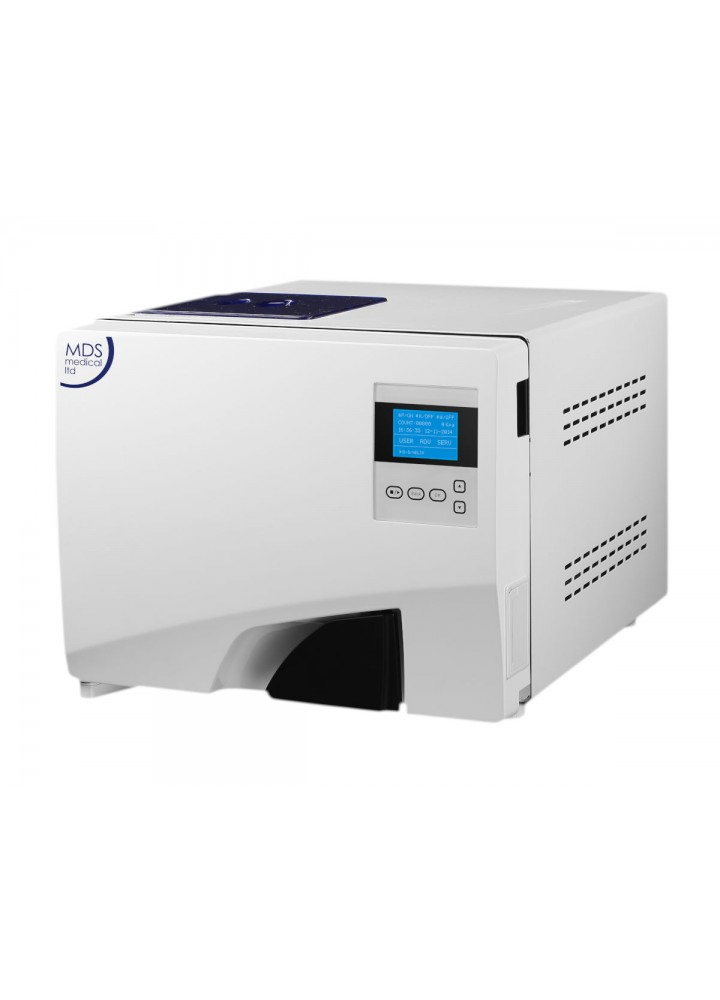 MDS 8 Litre Vacuum Autoclave
