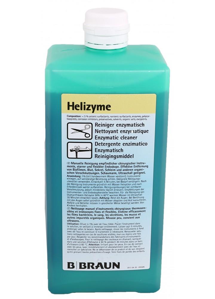B/Braun Helizyme Instrument Cleaner 1000ml