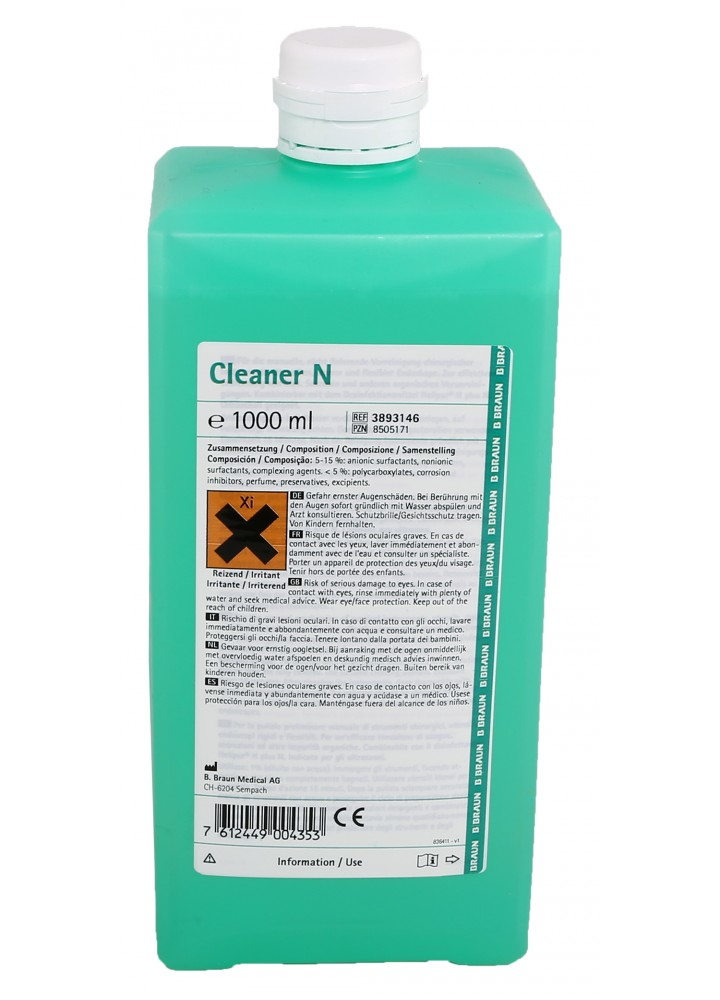 B/Braun Cleaner N Instrument Cleaner