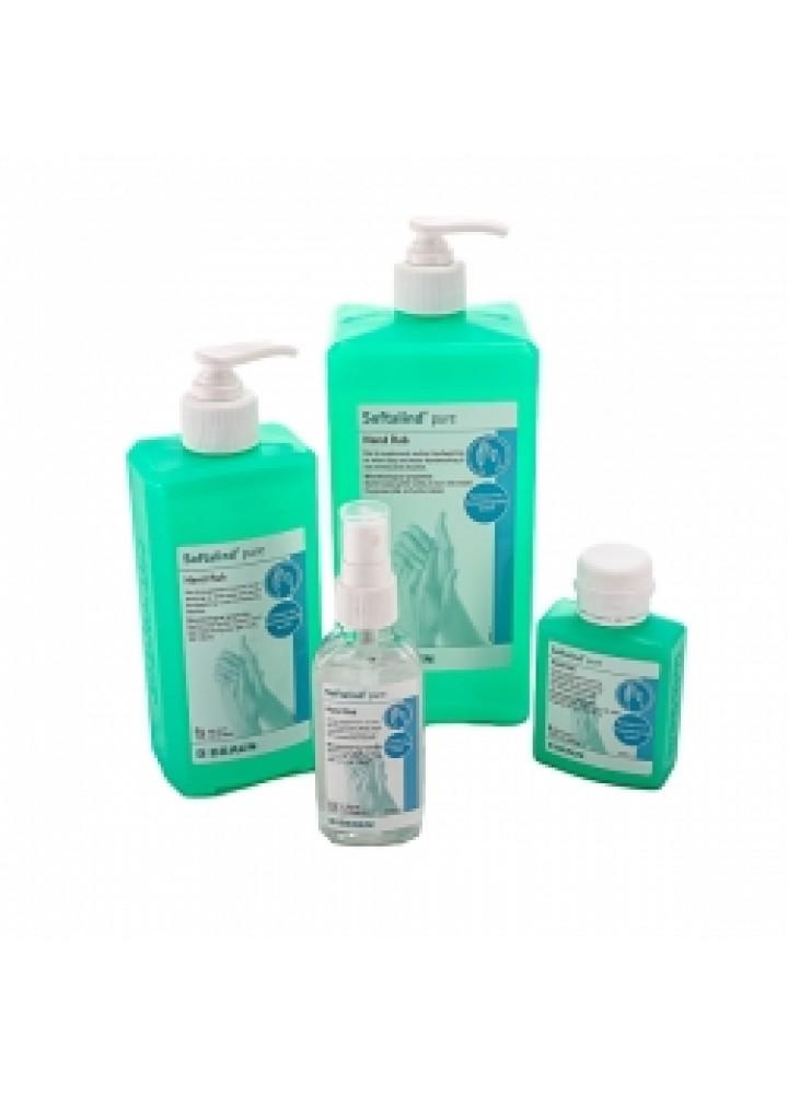 B/Braun Softalind Pure Hand Sanitizer Tottle Spray