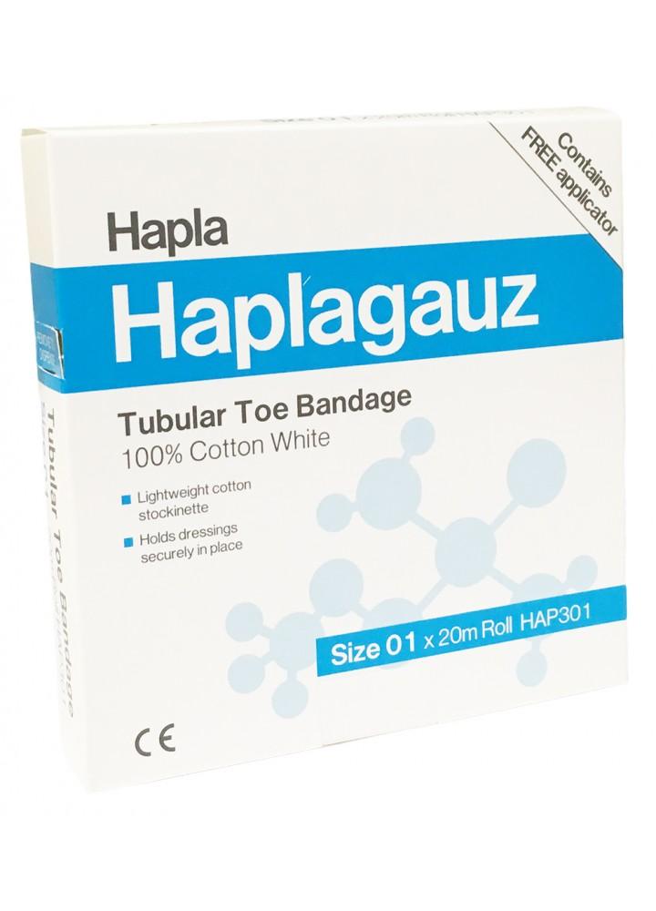 Haplagauz Tubular Bandage with Applicator Size 00