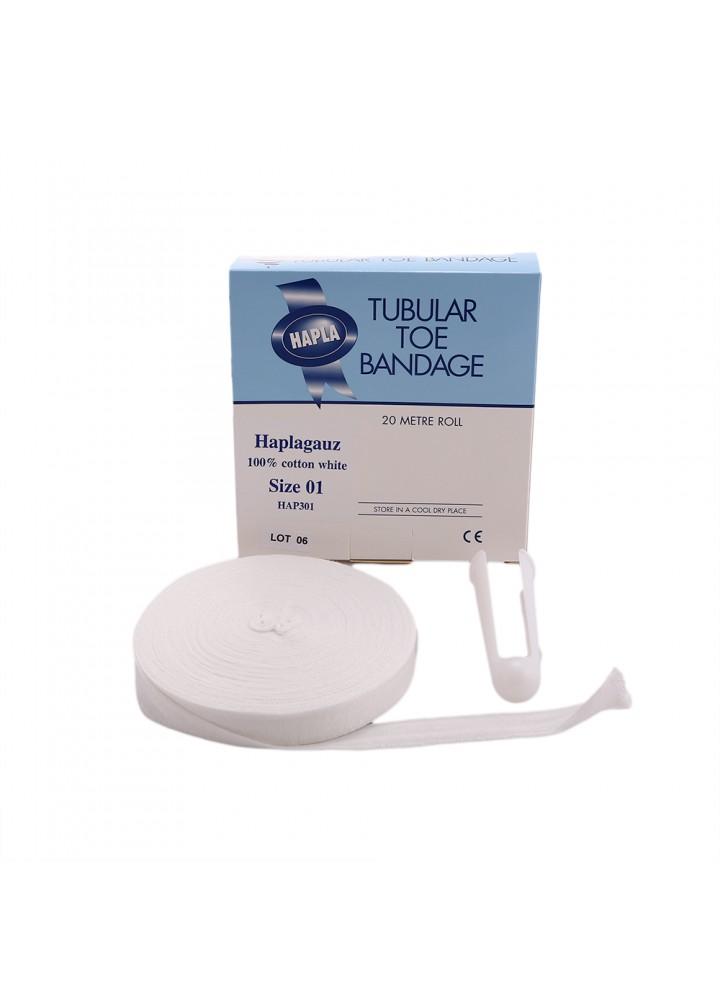 Haplagauz Tubular Bandage with Applicator Size 01