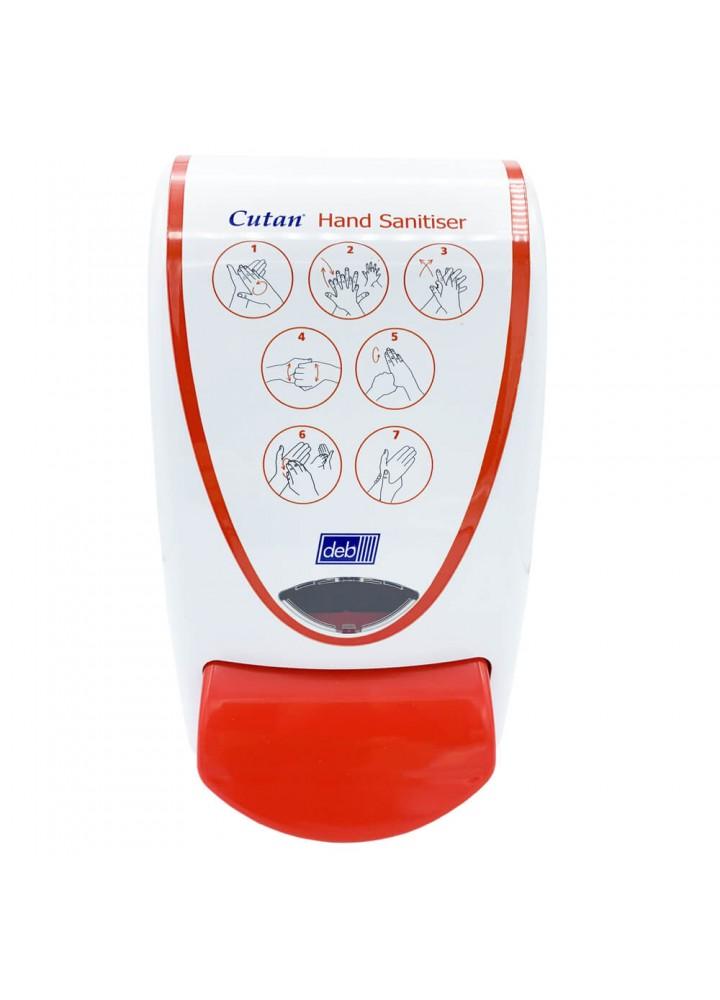 Cutan Deb Hand Sanitizer Dispenser 1000ml
