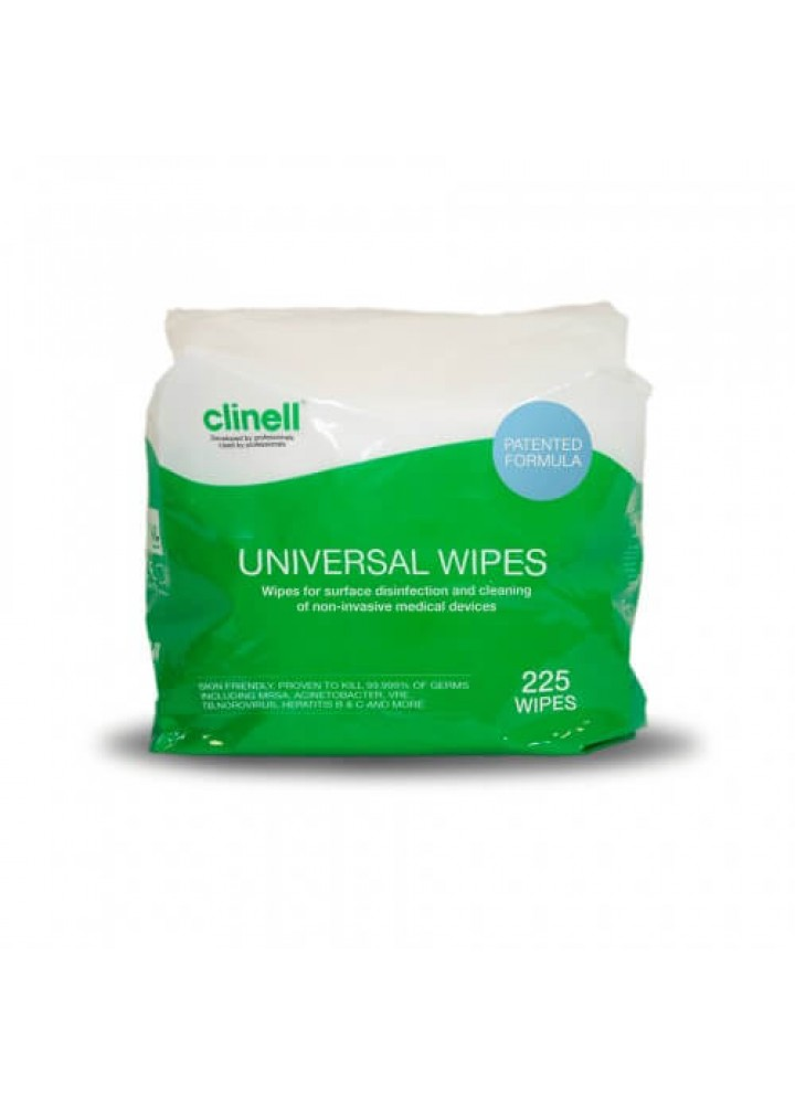 Clinell Universal Sanitising Wipes Refill