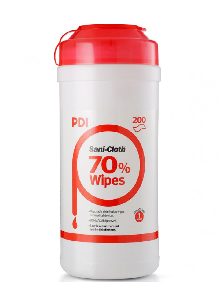 PDI® Sani-Cloth® 70 Alcohol Wipes