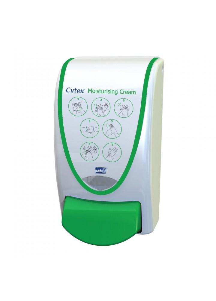 Green Cutan Deb Hand Cream Dispenser 1L