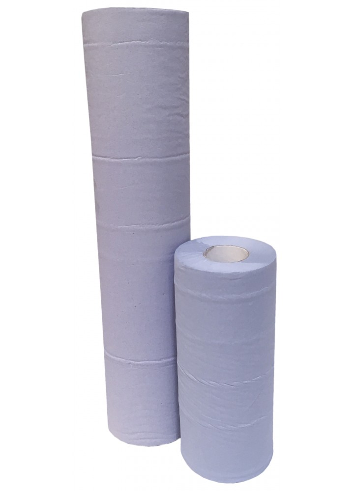 "Blue 20"" Couch Rolls"
