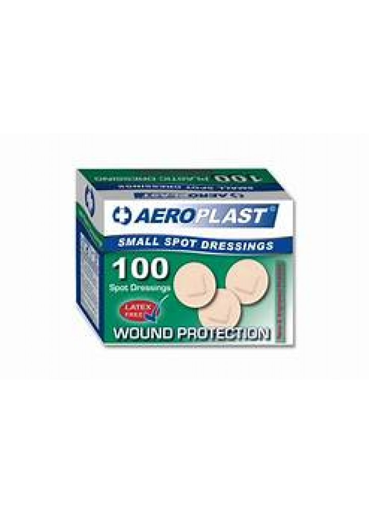Spot Plasters 2.25cm Aero