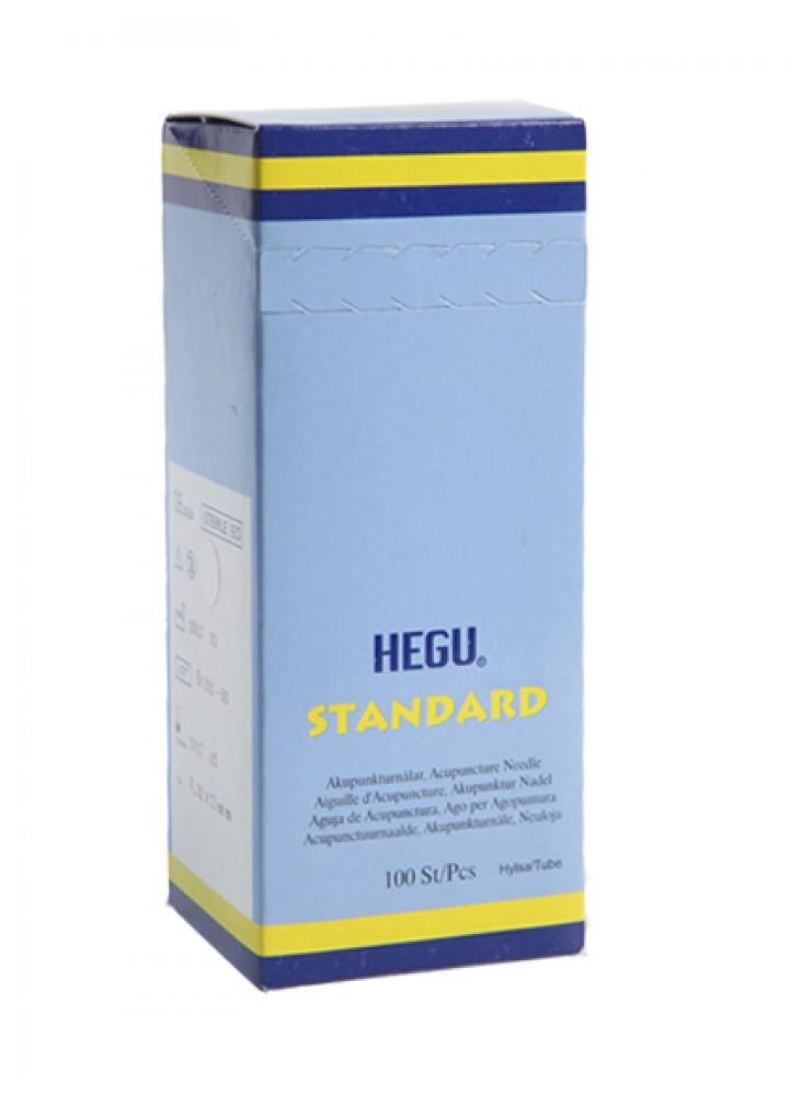 Hegu Standard Size  0.30 x 40mm Steel Handle with Tube