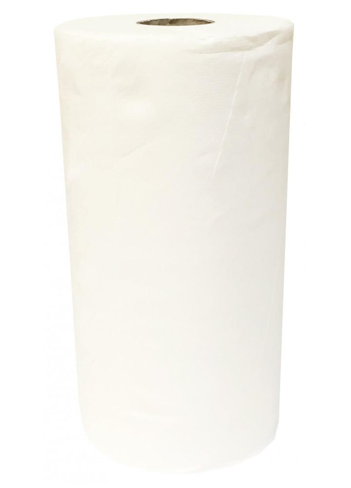 """10"""" White Hygiene/Wiper Roll"""