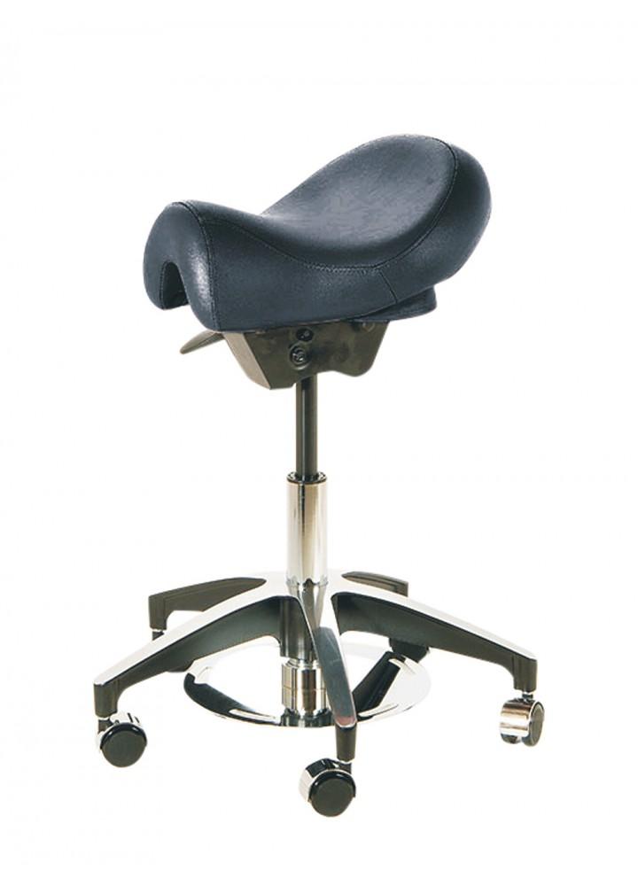 Premium Tilting Saddle Seat