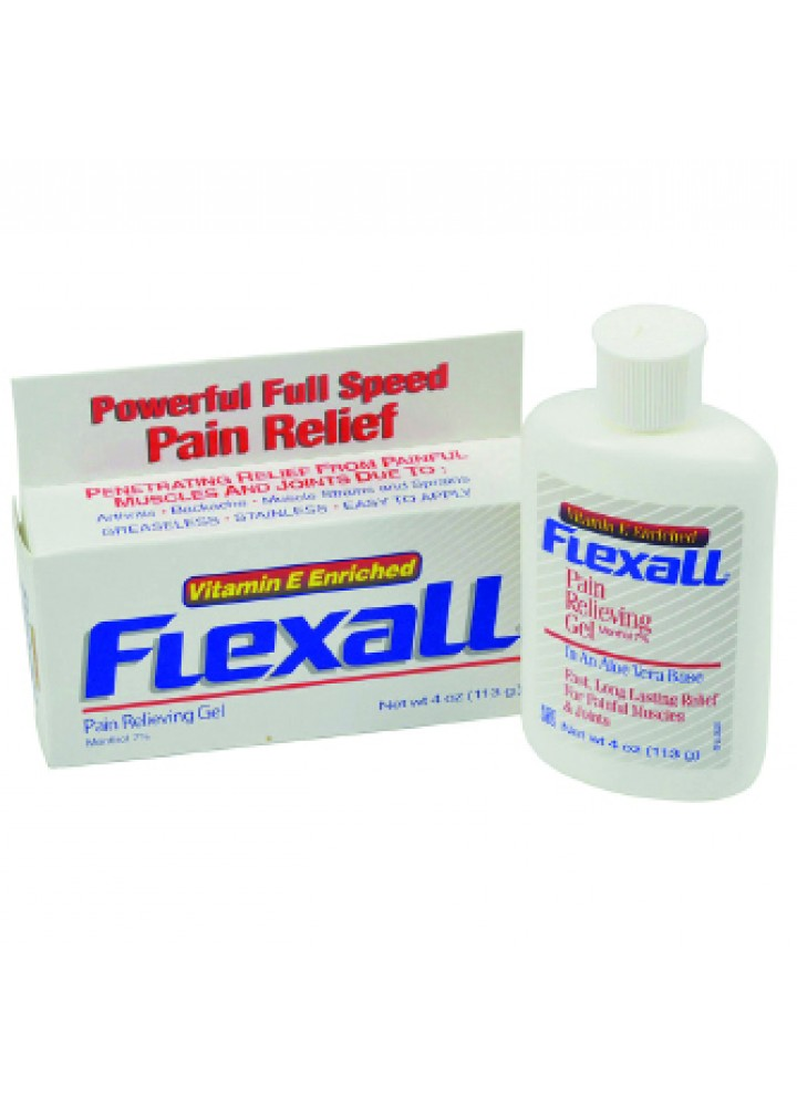 Flexall Pain Relieving Gel 113gm (4oz)