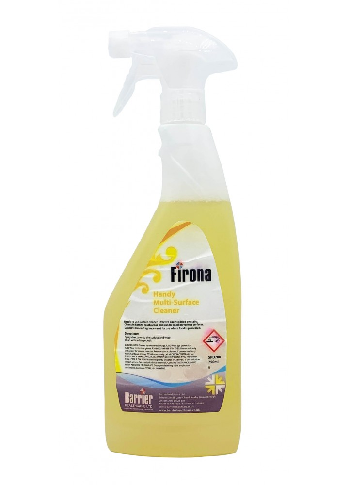 'Firona' Multi Surface Cleaner