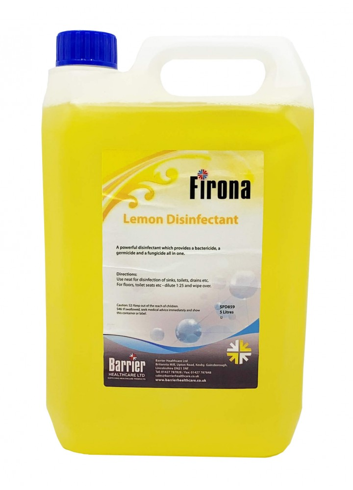 'Firona' Lemon Disinfectant