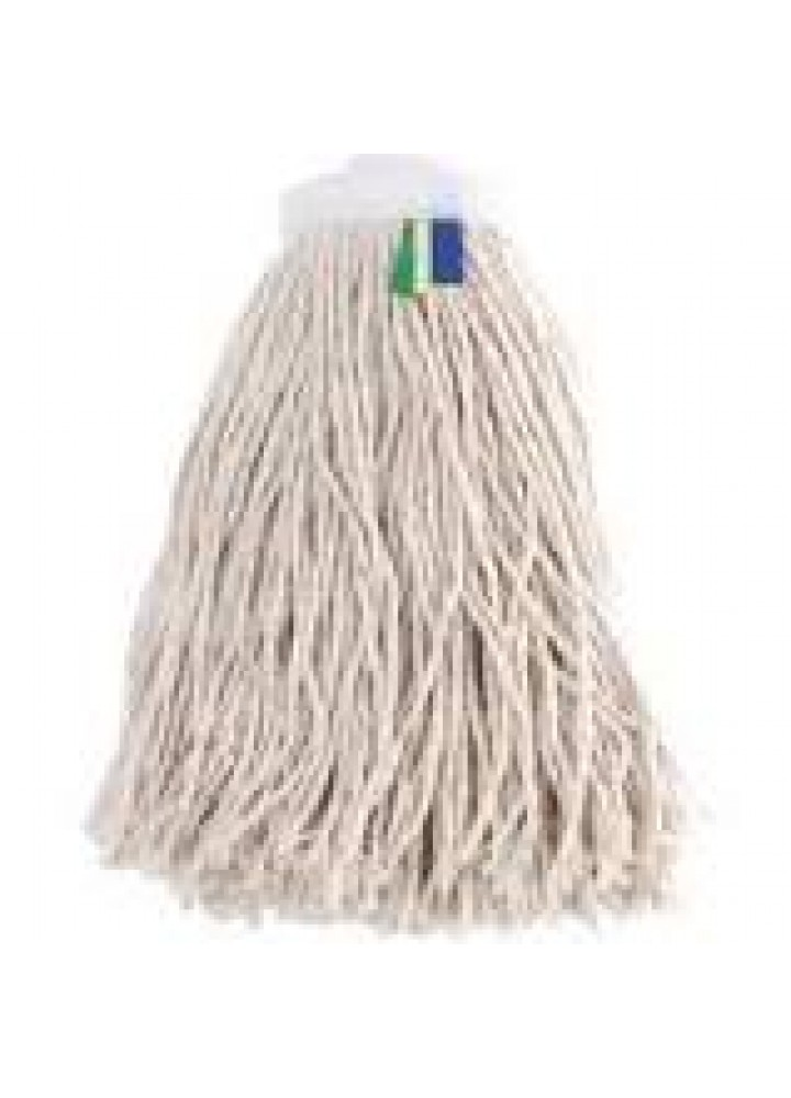 String Mop Head Green