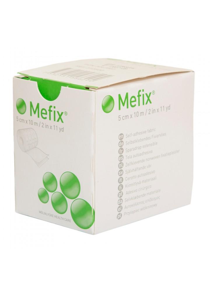 Mefix Self-Adhesive Fabric Tape 5cm x 10 Meters