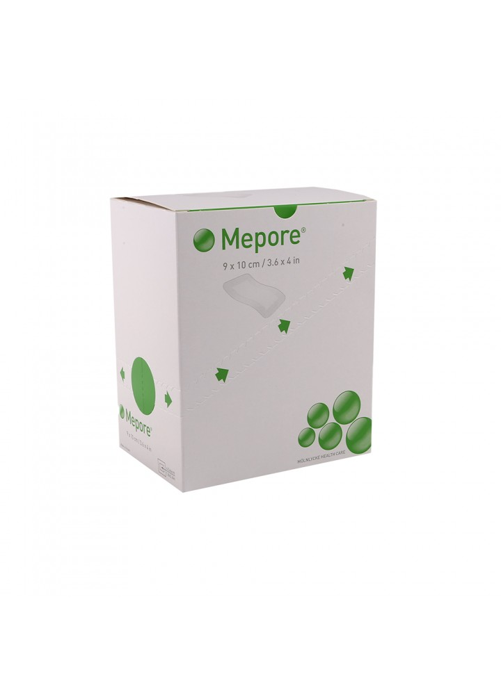 Mepore Adhesive Sterile Dressing size 9 x 10cm
