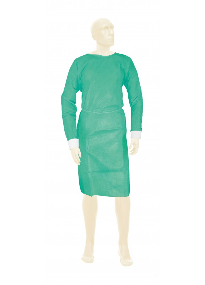 High Performance 35G Patient Gown