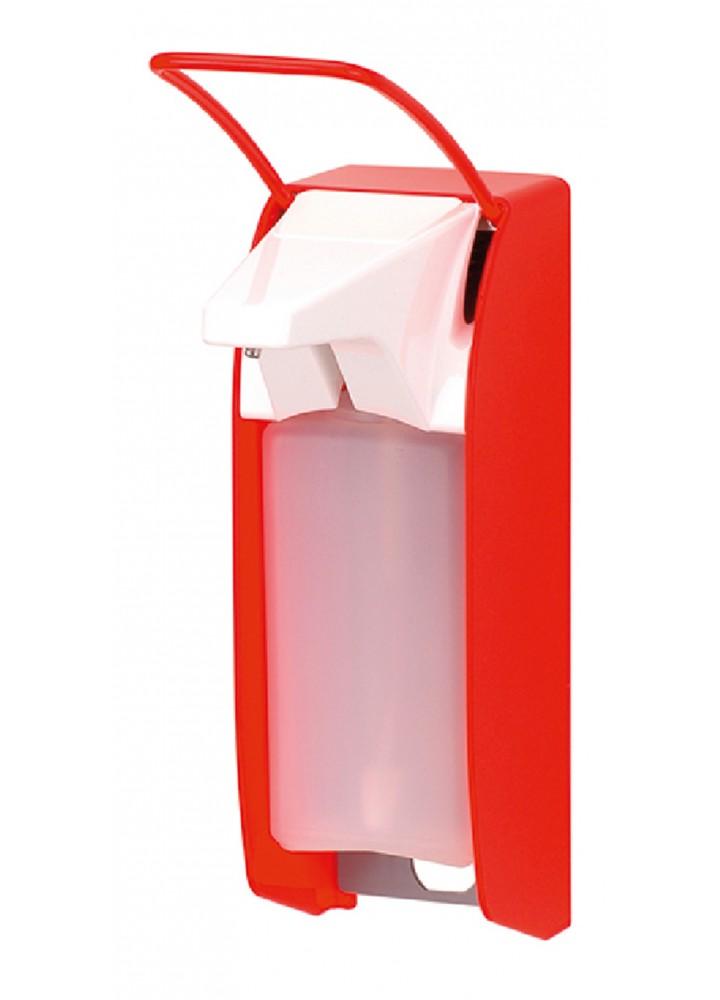 Ophardt Touchless Dispenser Luminous Red 1000ml