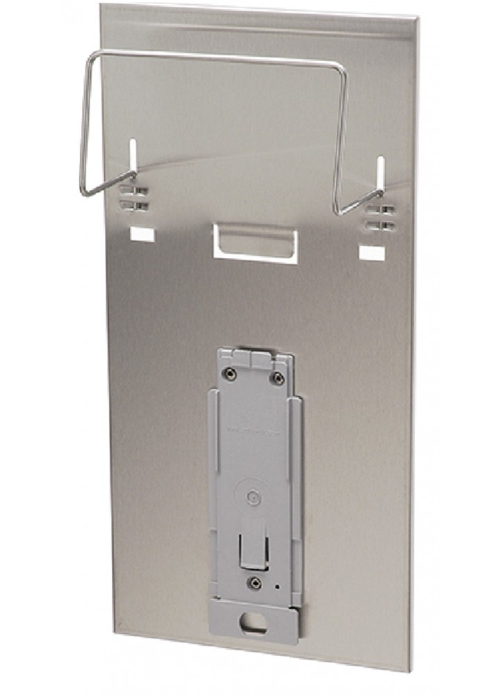 Ophardt Stainless Steel Glove Box & Sanitizer Dispenser