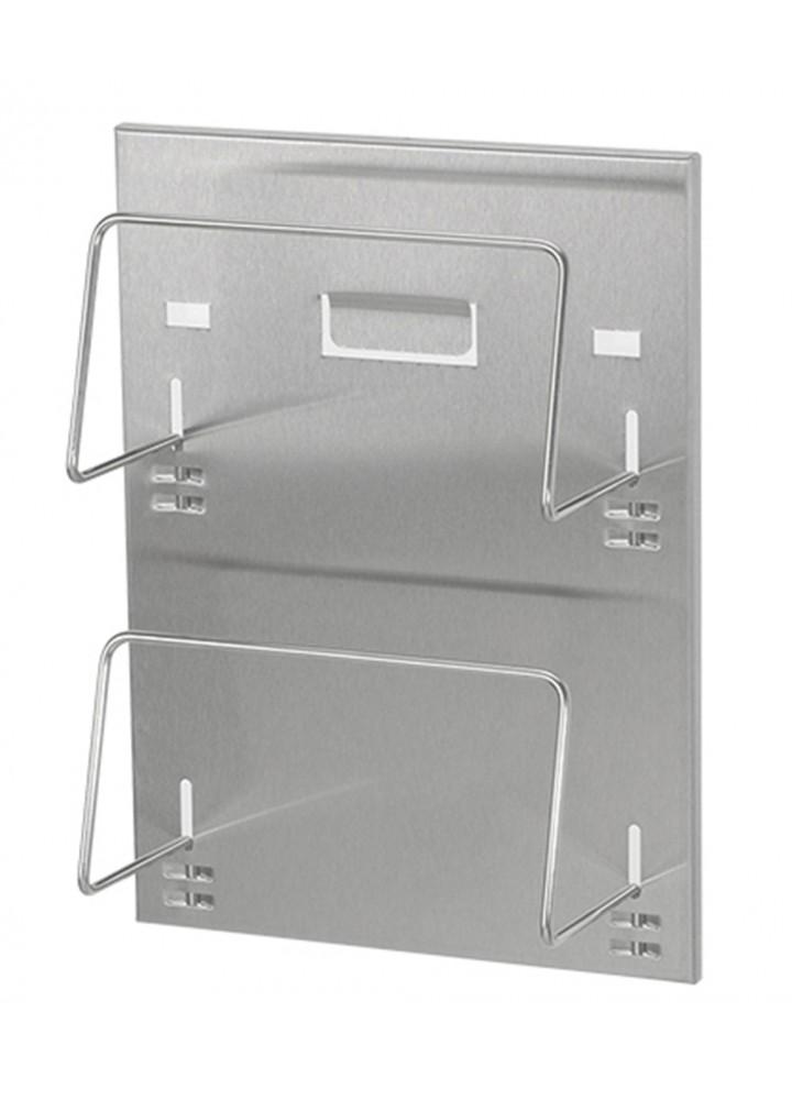 Ophardt Stainless Steel 2 Glove Box Holder