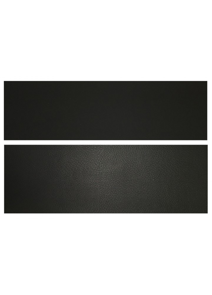 Orthotic Heel Posting Material Black Leather 1mm (50 Meters)