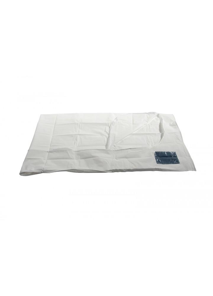 Adult White Body Bag Non-Toxic