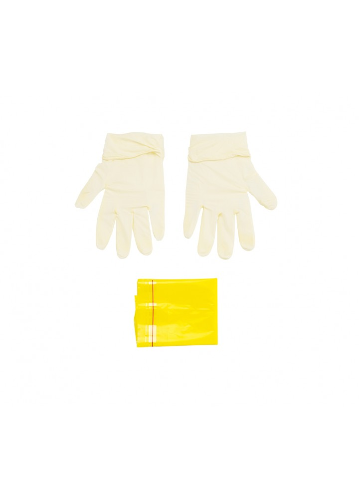 Premier Sterile Polyfield Dressing Aid - Latex - Medium