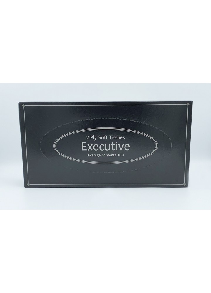 Executive Mansize 2 Ply Tissues