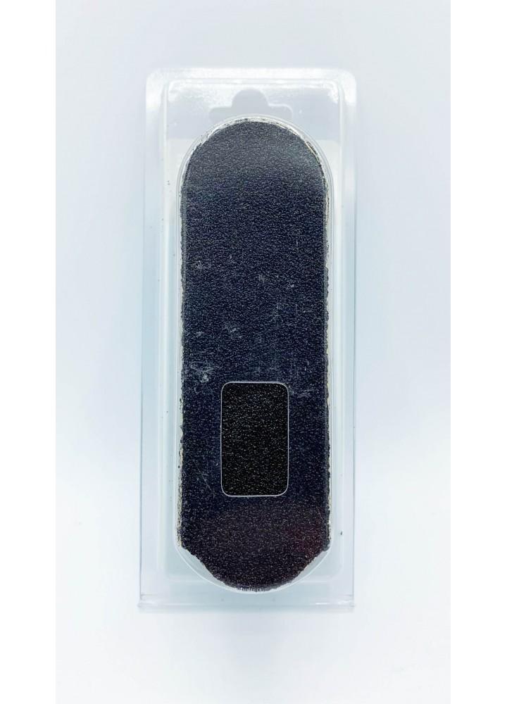 Pedi Pads Refill Pack - 80 Grit Corse Black