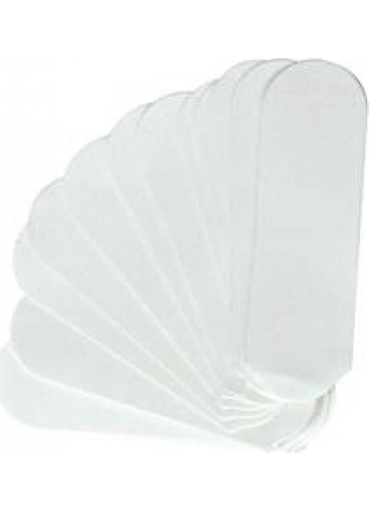 Pedi Pads Refill Pack - 180 Grit Fine White