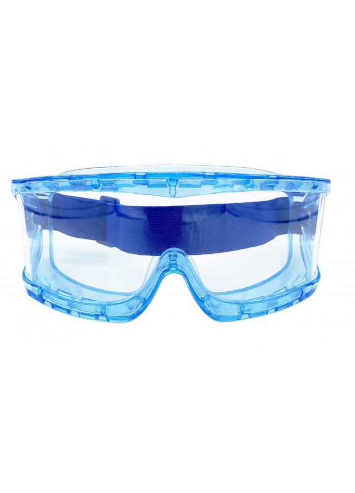 Clear Premium Anti-Scratch Safety Goggles