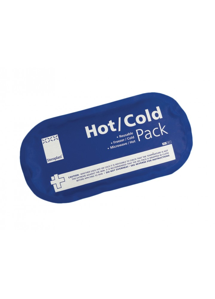 Steroplast Hot/Cold Gel Pack Re-Useable
