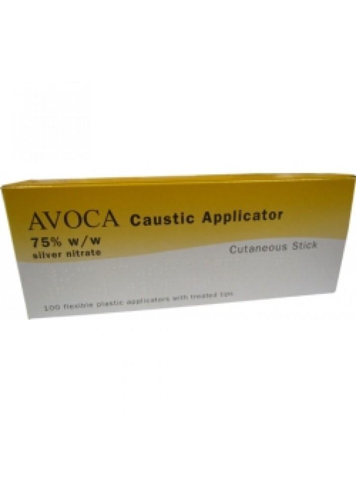 (P) Avoca Silver Nitrate Applicators 75%